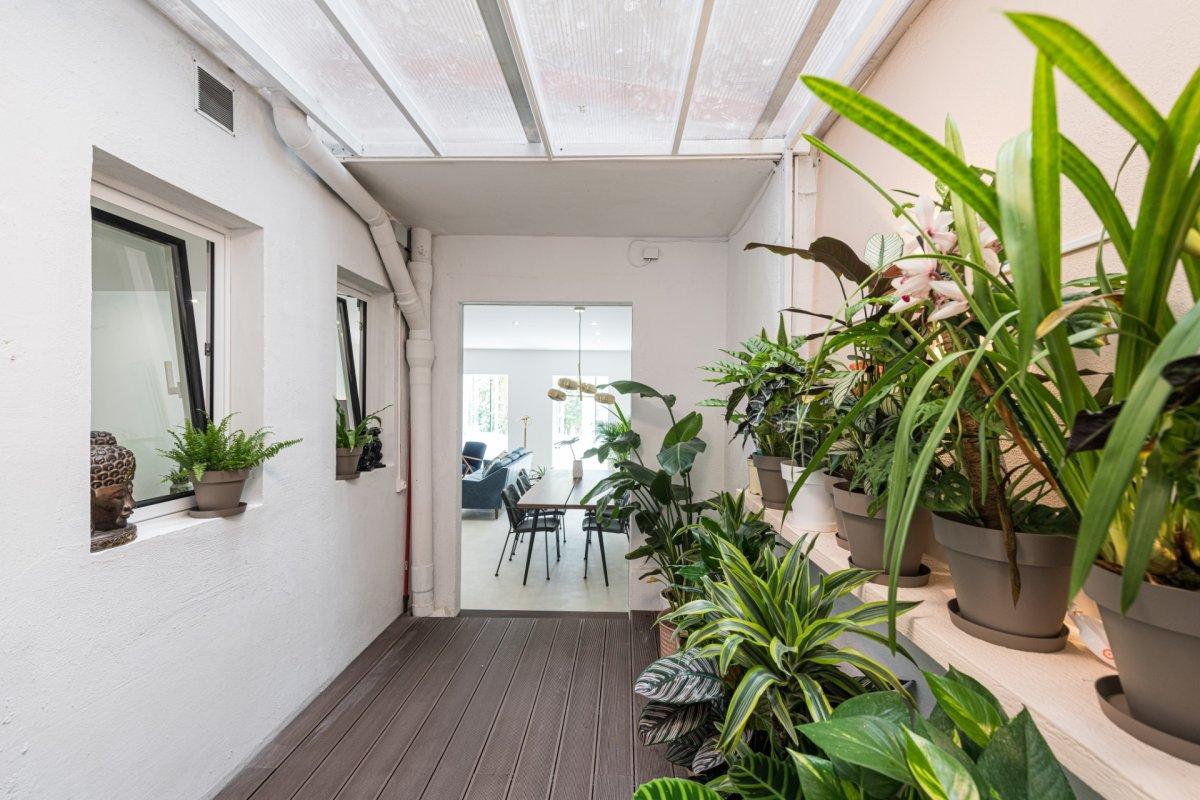 Exclusiva vivienda de diseño en Travesera de Gracia – KE-0112